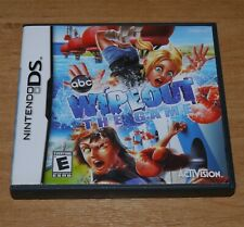 Wipeout The Game for Nintendo DS LITE DSi XL 3DS
