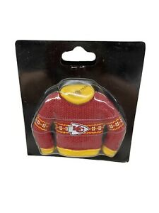Kansas City Chiefs NFL Official Ugly Sweater Ornament - The Memory Company