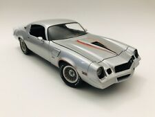 1978 Chevrolet Camaro Z/28 Silver 1/18 Greenlight