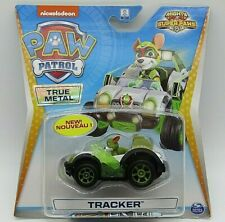 Paw Patrol True Metal-Mighty Pups TRACKER.  HTF