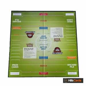 Pokemon Trading Card Game Battle Academy Play-mat / Game Board