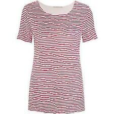Regular Size Machine Washable Striped Tops & Blouses for Women