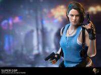 MTTOYS MT004 1/6 Female Police 2pcs Head & Suit Resident Evil F Phicen Figure