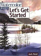 Let's Get Started by Jack Reid (1998, Paperback)