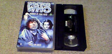 DOCTOR WHO THE HORROR OF FANG ROCK TOM BAKER BBC tv UK PAL VHS VIDEO 1998