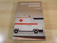 Kristof Magnusson: Arztroman / Gebunden (2014)