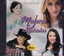 Rocio Durcal,Noelia,Yesenia flores,Priscila y su Balas de Plata CD New Nevo Seal