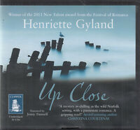 Henriette Gyland Up Close 10CD Audio Book Unabridged Romance Mystery FASTPOST