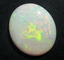 Australian Coober Pedy Opal Solid Cut Stone pretty multicolours (2029)