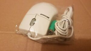 Microsoft INTELLIMOUSE 1.2A PS2 (PS/2) BALL MOUSE X04-72169 OEM/Bulk Non-Retail