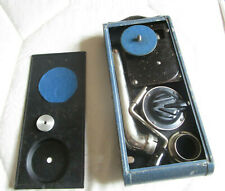 Gramophone EXCELDA N°17 British Patent N° 255001 Phonophone portable voyage