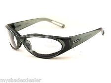 New Panoptx SPRINT Sunglasses Smoke Frames/ Gray Photochromatic Lenses 7 Eye