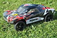 E10SCB Automodello Elettrico 4x4 HIMOTO Short Course Truck SPATHA 1/10/CAR MODEL