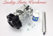 2008-2012 HONDA ACCORD V6 (3.5L) REMANUFACTURED A/C COMPRESSOR KIT WITH WARRANTY
