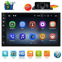 "Double Din 7""Android 8.1 4Core Car Stereo GPS HeadUnit WIFI 1GB RAM No-DVD Radio"