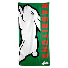 South Sydney Rabbitohs NRL Beach Bath Gym Towel Fathers Christmas Birthday Gift