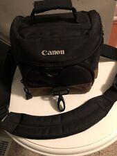 Canon Gadget Shoulder Camera Carry Case Bag 2400 Black DSLR Excellent Condition