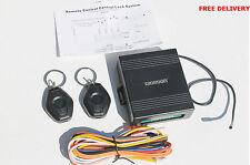 Car Remote Control Central Lock Locking Kit Keyless Entry System Universal VAN