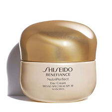 Shiseido Benefiance NutriPerfect Day Cream SPF 18 1.7oz/48g [Free USA Shipping]