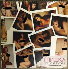 Mishka NY Pinup Calendar Jenna Haze Darenzia Justine Joli Ryan Keely Ellen Stagg
