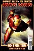 Iron Man: Extremis Director's Cut #1 in Near Mint condition (NM). Marvel comics