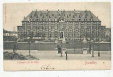 CPA PK AK BRUXELLES-SAINT-GILLES L' HOSPICE 1904