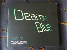 Slip Double: Deacon Blue : Live Manchester Nov 2007 : 2CDs