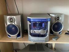 SHARP CD-XP 250H Musikanlage Stereoanlage DOLBY SURROUND