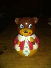 The First Year Rollie Pollie Jingle Teddy Bear