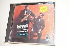 RARE JAZZ CD- THE CANNONBALL ADDERLEY QUINTET IN SAN FRANCISCO OJCCD 035-2 CD