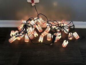 Budweiser Hanging Lights!!!