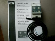 Aufladesteuerung Zentralsteuergerät AEG Elfamatic V 3000 für Nachtspeicher