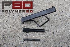 Original OEM Glock 22 upper slide barrel & spring gen 3 fits PF940 Polymer 80