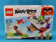 Lego Angry Birds 75822 Piggy Plane Attack 168pcs New Sealed 2016