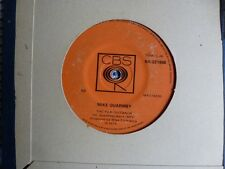 """MIKE QUAMBY """"Someday the sun/The far out back""""7"""" 45rpm Vinyl Record"""