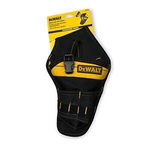 DeWalt DG5120 Heavy Duty Cordless Drill Holster Tool Belt Pouch with Bit Holder