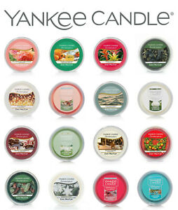 YANKEE CANDLE SCENTERPIECE EASY MELT CUPS MELTCUPS 61g BRAND NEW
