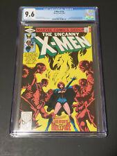 Uncanny X-Men #134 CGC 9.6 1st App Dark Phoenix Marvel 1980