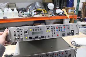 JVC RM-P300 Camera Multicore Remote Control Unit Professional Rack Mount Studio