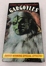 Gargoyles VHS Star Classics Horror Cult Made For TV B Movie 1972 Award Scary