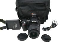 NikonD3100 DSLR Camera 14.2MP with 18-55mm, Shutter Count 10483, Good Cond.