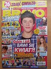 BRAVO 22/2014 DAWID KWIATKOWSKI,Iggy Azalea,Ross Lynch,Ariana Grande,Katy Perry
