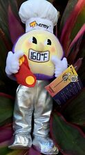 THERMY PLUSH TOY USDA DEPARTMENT OF AGRICULTURE FOOD SAFTEY TEMP COLLECTIBLE