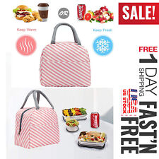 Lunch Bags for Women Insulated Tote Durable Fashion Thermal & Cooler Container