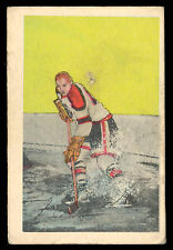 1952 53 PARKHURST HOCKEY #36 GEORGE GEE VG-EX CHICAGO BLACK HAWKS card