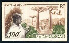 MADAGASCAR 1952 Yvert PA 73a ** POSTFRISCH ungezähnt (D7392