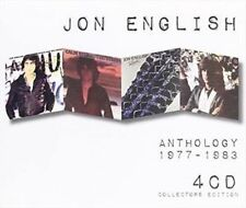 Anthology 1977 - 1983 by Jon English (Australia) (CD, Jun-2012, EMI)