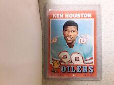 KEN HOUSTON 1971 TOPPS #113 NFL TRADING CARD UNGRADED