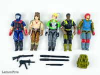 GI JOE LOT - VIPERS, STALKER V5, FAST DRAW, PSYCHE-OUT, RAPTOR - #14
