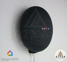 SOPORTE INVISIBLE Google Home Mini Pared Sujeción Perfecta y Resistente 3D